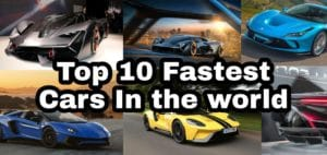 Top 10 Fastest cars of the world | Fastest Cars