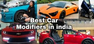 Best modified cars 2021 : Custom car modifiers in india