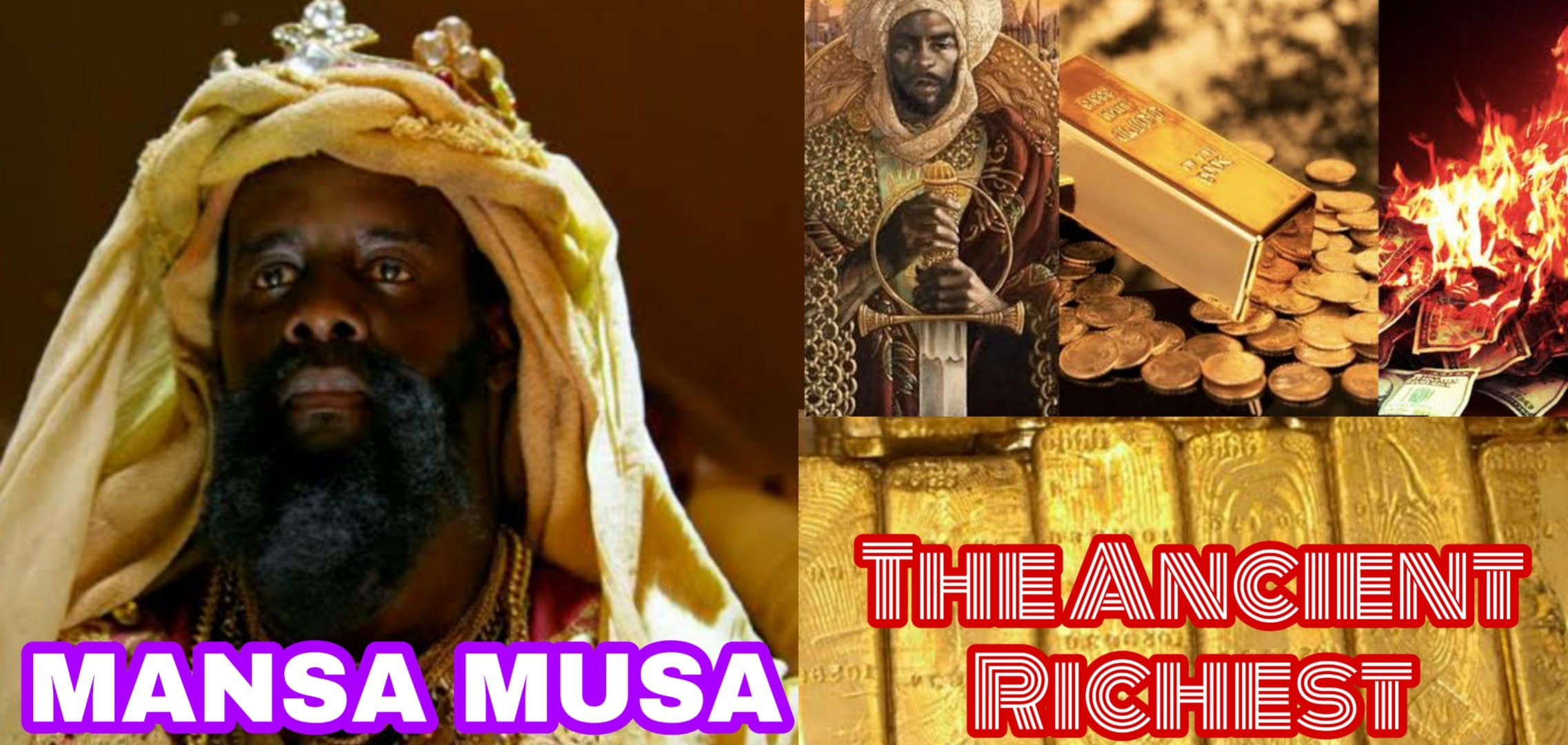 Mansa Musa Net worth : What is the Total Net worth of Mansa musa