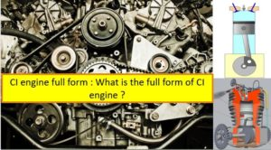 Full Form CI Engine | CI Engine ka Full Form