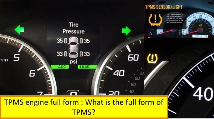 tpms full form , What is the full form of TPMS?