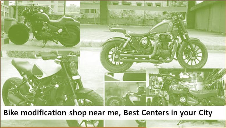 Bike modification shop near me, Best Centers in your City