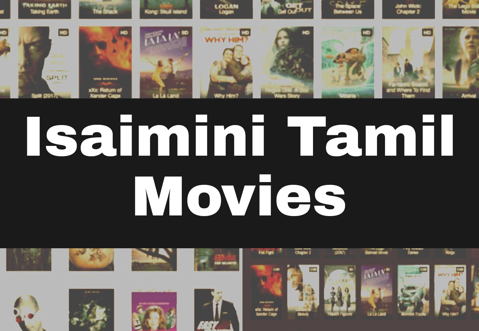Isaimini Movies 2021 – Download HD Tamil Movies on Isaimini.com