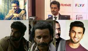 10 Best Bollywood Actors in India 2021 | Filmfare award for best actor